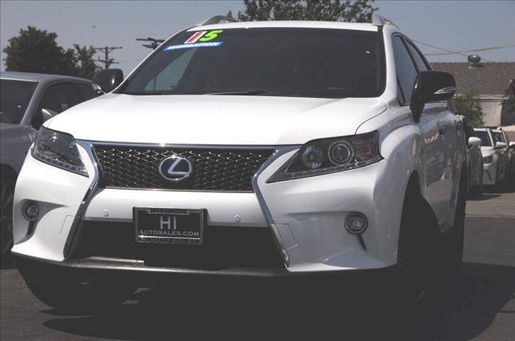 Hi Auto Sales >> 2015 Lexus Rx 350 Westminster Garden Grove Ca At Hiautosale